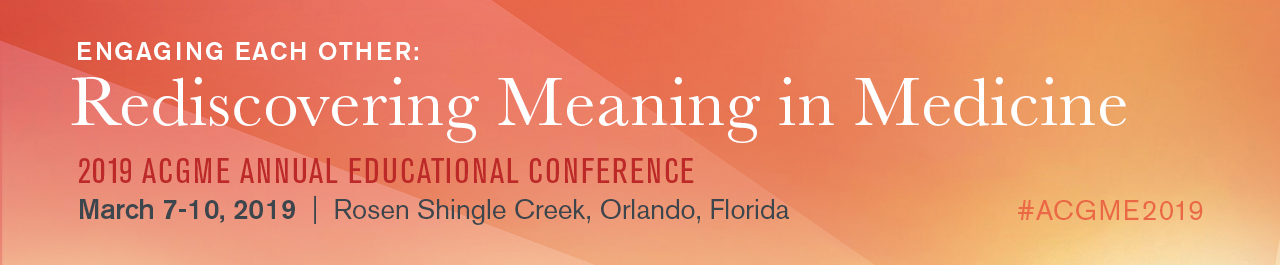 2019 Annual Educational Conference Banner