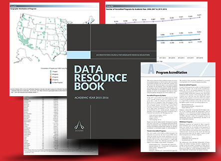 ACGME Data Resource Book<br /> 2015-2016