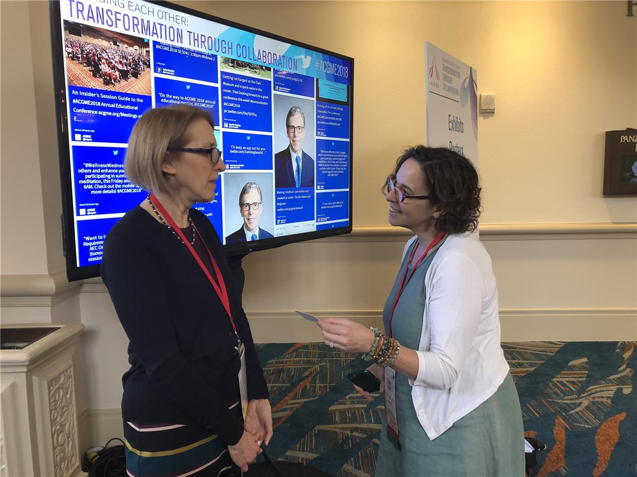 Your Conference Experience: Q and A with Poster Presenter Hedy S