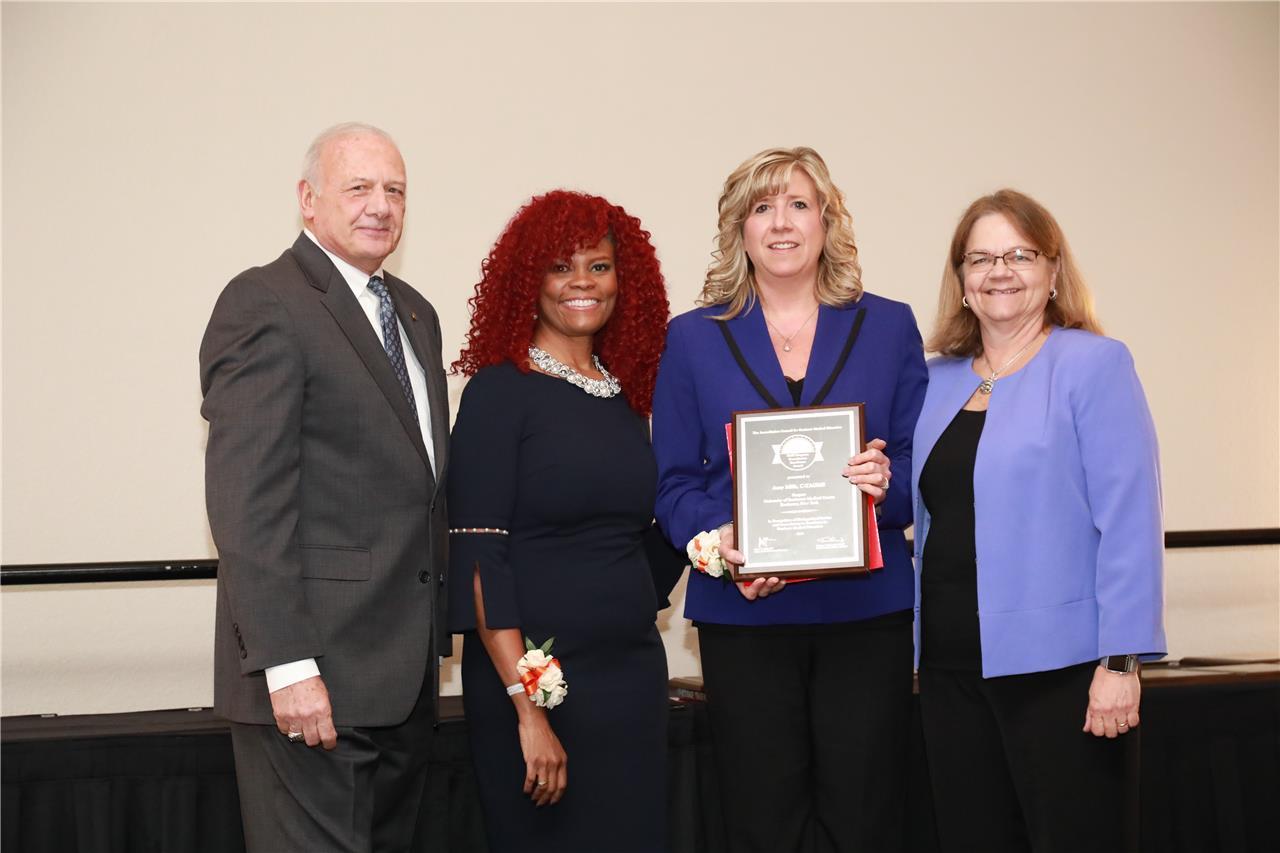 Debra L  Dooley GME Program Coordinator Excellence Award